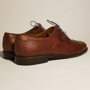 Salvatore Ferragamo Mens Oxfords Studio Shoes